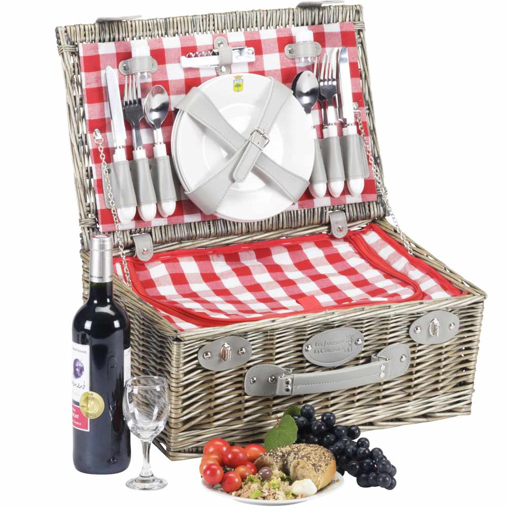 panier picnic 4 personnes marly. Black Bedroom Furniture Sets. Home Design Ideas