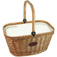 Panier isotherme Chantilly lin