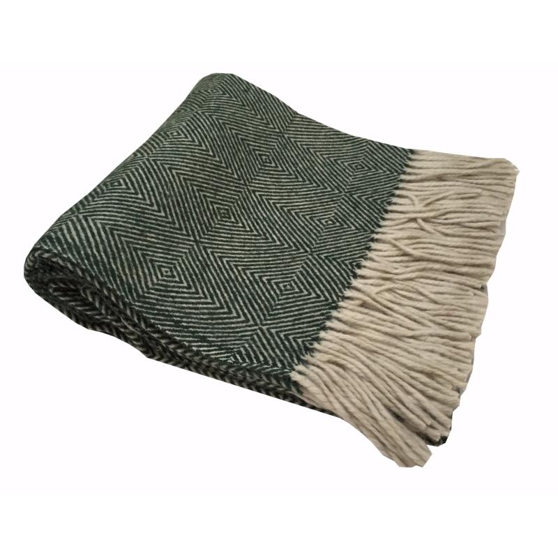 Plaids pique nique nomades - Plaid en laine tricotee ...